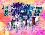Kiss Me by EhX-KoR