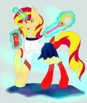 Sailor Sunset by TwigPony