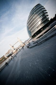 London City Hall by wilfriedF