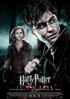 Harry Potter Movie Poster Fanart by sparco2