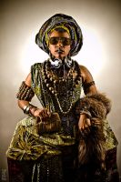 African Queen III by PeeAsH
