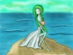 Request: Gardevoir by TheLeetCasualGamer