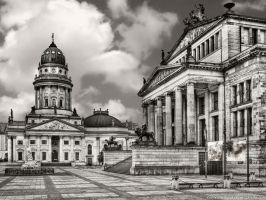 Berlin - Am Gendarmenmarkt by pingallery