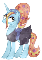 Crystal Sassy Saddles by CloudyGlow