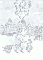 Don't Starve - Wilson by Dor73