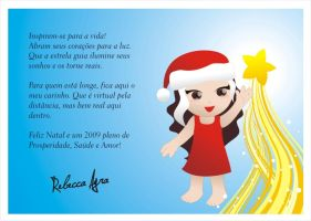 Boas Festas Marry Christmas by Bebecca