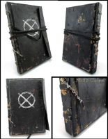 Slenderman - Operator's journal by MilleCuirs