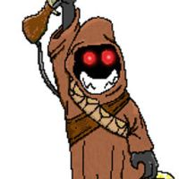 Jawa Pixel Art for Toys R Evil Starwars day by NoriToy