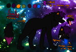 Newest fursona sheet by DjanyCat