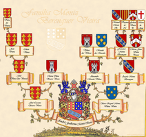 Moniz Berenguer Vieira Family Tree by AndrewScrolls