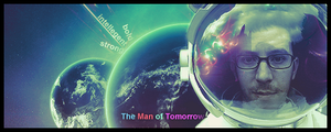 The Man of Tommorow by Chaoticgamer