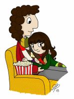 OTP Challenge #3 - Watching a Movie by gnasler