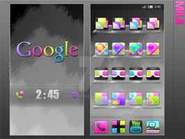 Miui, Google Icons - Set 1 by Msbermudez