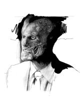 Two Face by ruddiger