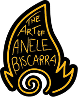 deviantid - the art of anele biscarra by iAmAneleBiscarra