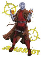 Deadshot 1 by The-Primal-Clark