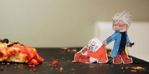 Shame to Sparda by Kurohitori