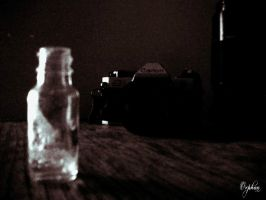 Crystal in a Bottle by Hayes-Designs