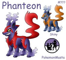 Phanteon by PokemonMasta