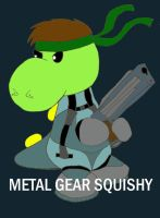 Metal Gear Squishy by Midnight-Cobra
