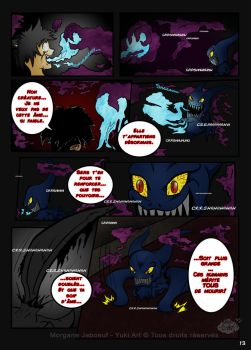 Link Adventure page 13 - The Prologue by YukiArtOfficiel