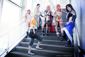 FFXIII: group II by soratane