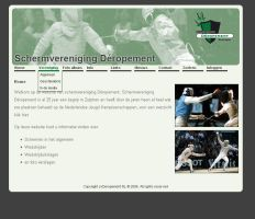 Schermvereniging Deropement by thierry-eamon