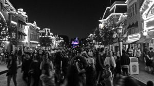 Magic Kingdom by gabbachoo