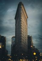 Flat Iron by crunklen