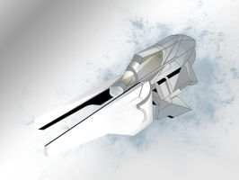 vector ship by mpw3d