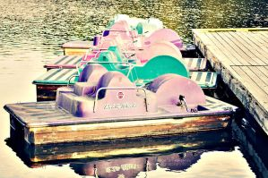 Paddle Boats 1 by teresastreasures72