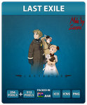Last Exile - Anime Icon by Zazuma