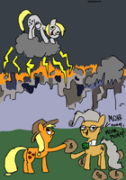 Derpy Doom by Beaverblast