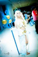Janna - The storm's fury by GenessiMeow