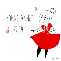 Welcome 2014 by Aiko-Katon