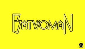 2011 The New 52 Batwoman Comic Title Logo by HappyBirthdayRoboto