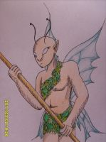 Male Ivy Fairy by Perianth5