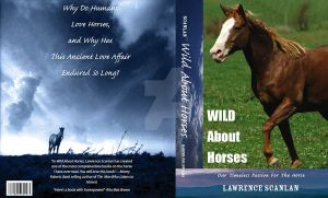 Horse Book Cover by cavygirl