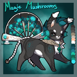 Magic Mushrooms Fantsuneko - Auction CLOSED by StanHoneyThief