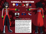 RobotnikHolmes Commission: Connall Robotnik. by Atlanta-Hammy
