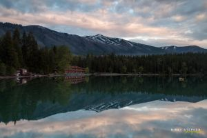 Lake McDonald, GNP by djniks97