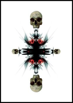 Skulls Among Us by 0-Symmetry-0