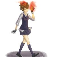 Tsuna Genderbender! by SugarDough