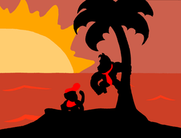 Donkey Kong Country Returns by TheTitan99