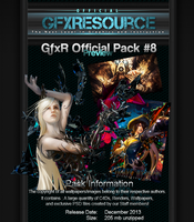 GfxResource's Official Pack #8 by KellyGFX