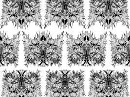 Wingshard pattern by Xaving