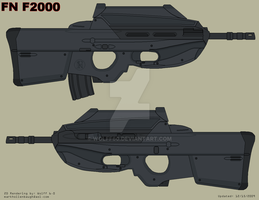 FN F2000_1 by Wolff60