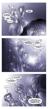 REALITIES - PAGES 9-11 by rushv