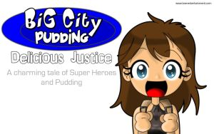 Big City Pudding Wallpaper by Chrisboe4ever