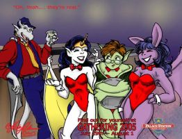 Gathering 2005: Ace's Angels by MommySpike